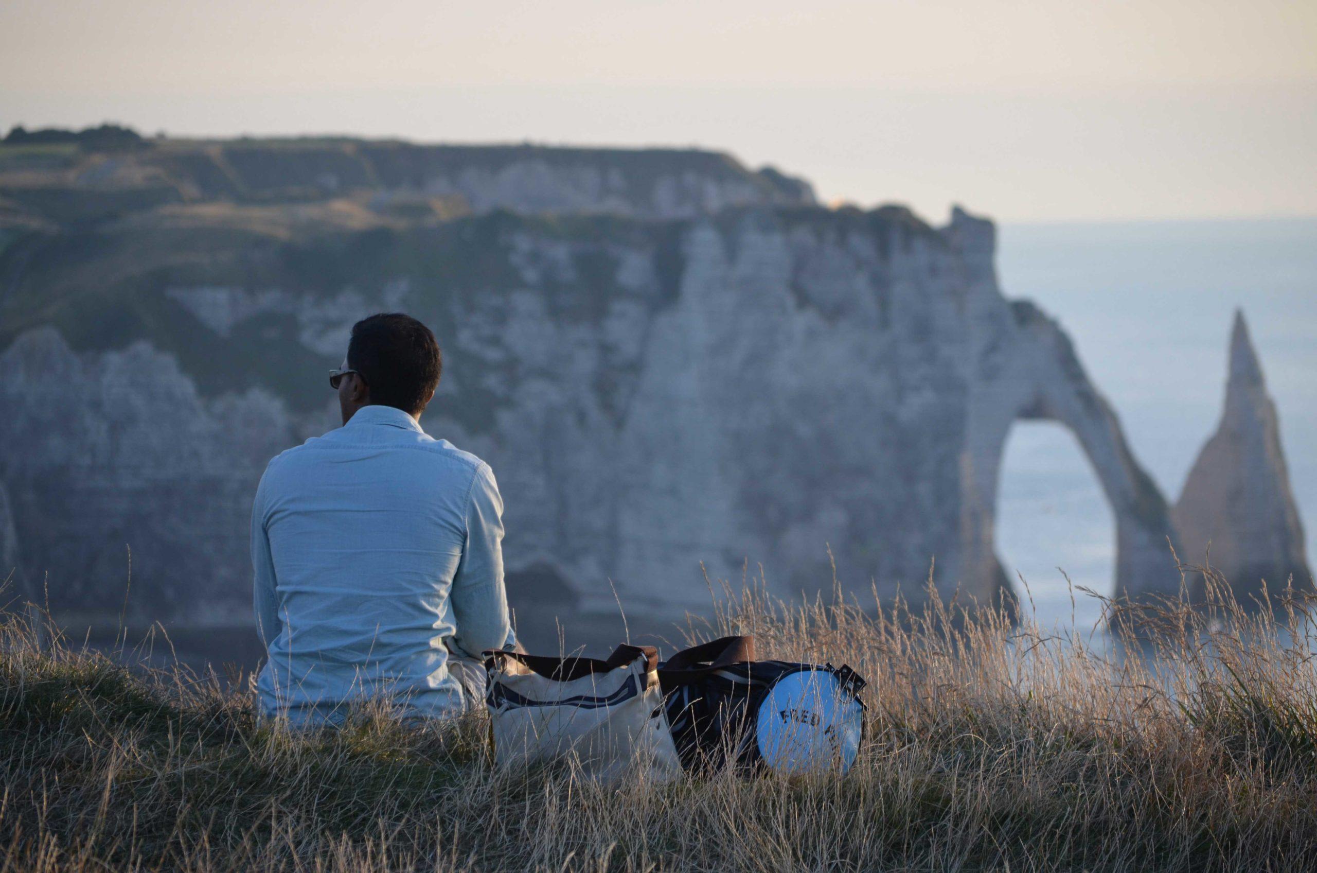 Étretat: La playa de la serie Lupin